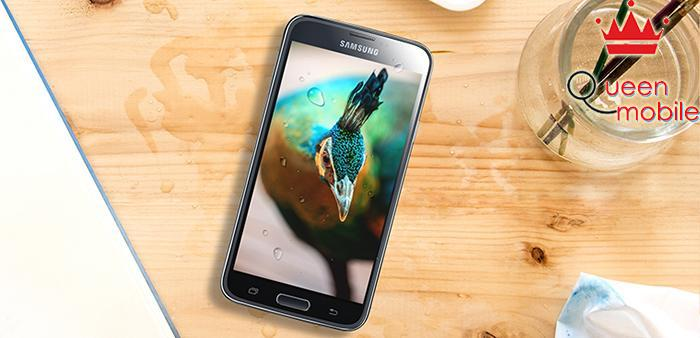 Samsung giới thiệu Galaxy S5 Plus với chip snapdragon 805