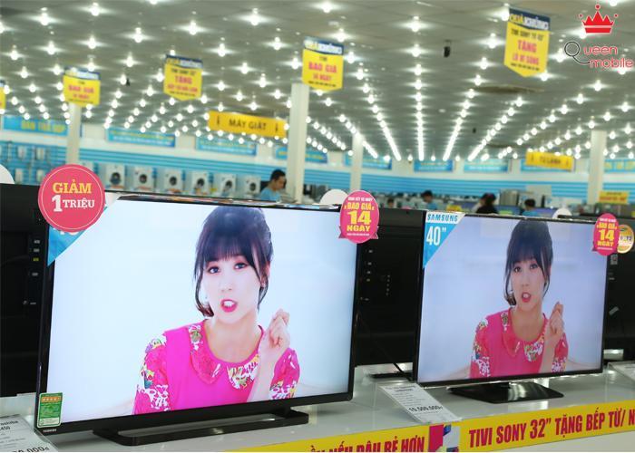 5 lí do mua tivi về nhà xem không đẹp như ở tiệm
