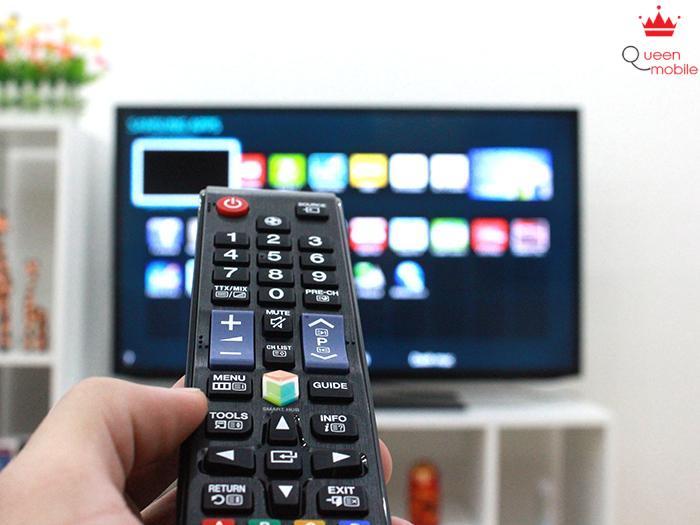 Cài đặt chế độ tiết kiệm điện cho tivi Samsung