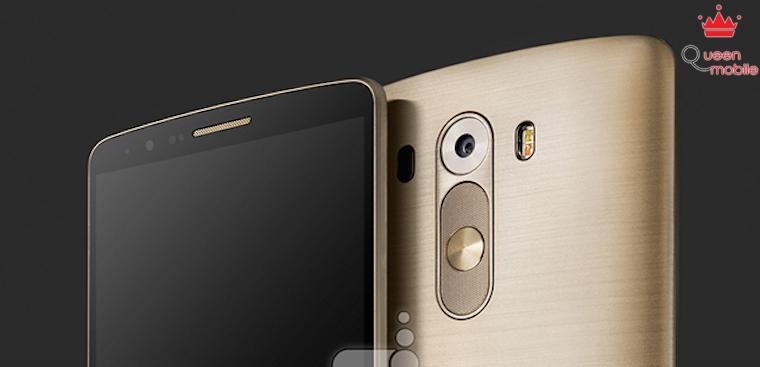 LG G3 được cập nhật phần mềm, cải thiện hiệu năng và hiệu suất pin