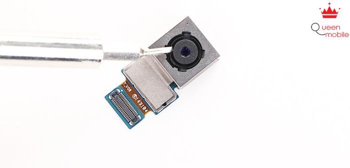 Khám phá bên trong Galaxy Note 4 bản Snapdragon: sử dụng cảm biến ảnh của Sony