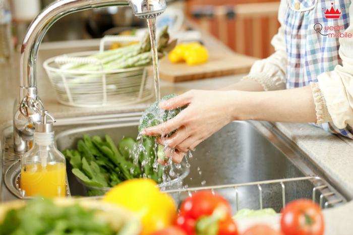 Kinh nghiệm bảo quản rau củ trong tủ lạnh
