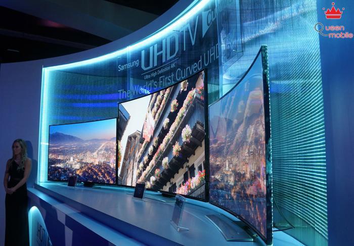 Các công nghệ hình ảnh tivi Samsung 2014