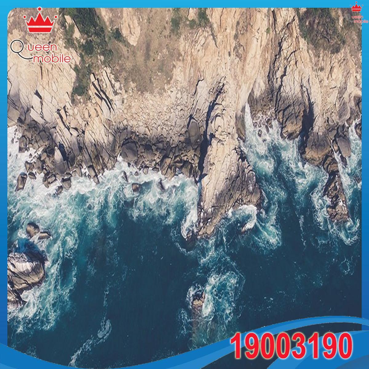 island-sea-blue-mountain-wave-nature-imac-27