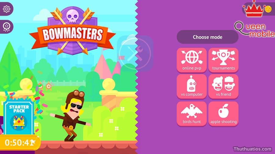 bowmasters-giao-dien-chinh