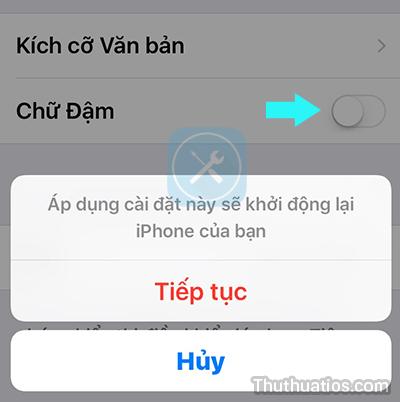 Thủ thuật giúp bạn khởi động lại iPhone mà không cần nút home hay nút nguồn