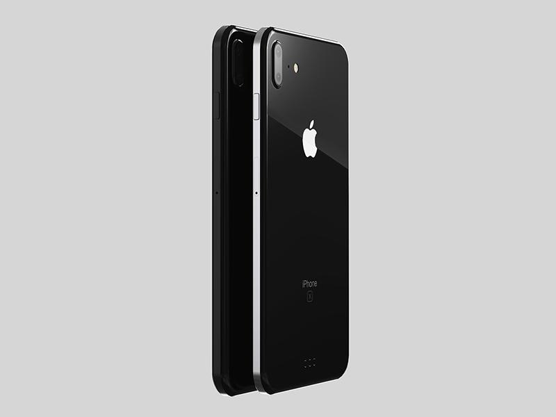 concept iphone x boi Imran Taylor