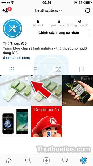 huong dan dang nhieu anh len instagram