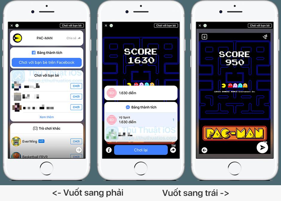 choi game tren messenger