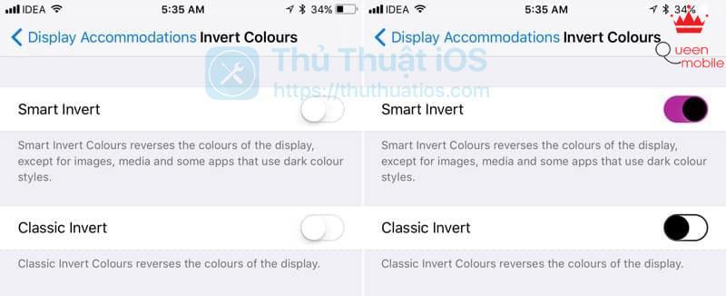 Smart Invert
