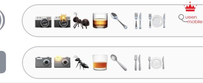 emoji duoc lam moi trong ios 11.2