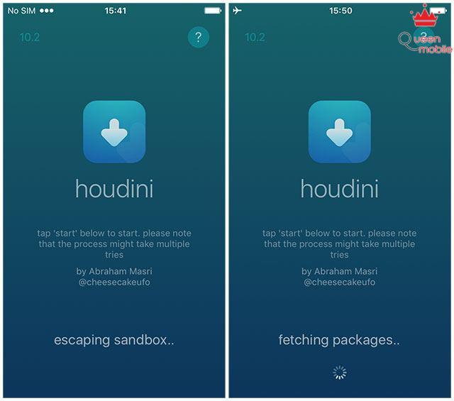 houdini-escaping-sanbox