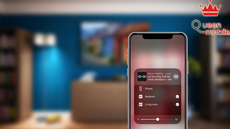 AirPlay-2-iPhone-X