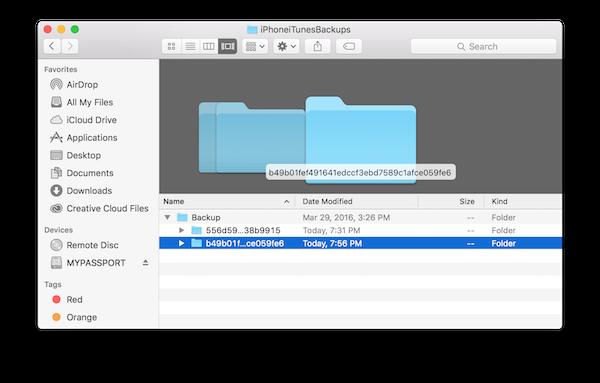 New-Backup-External
