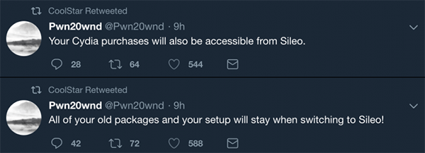 sileo update